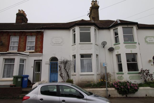 Thumbnail Terraced house to rent in Kingsnorth Road, Faversham
