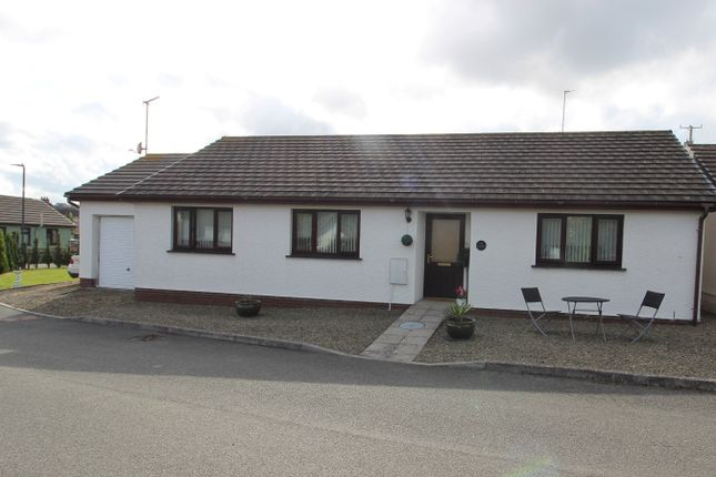 Thumbnail Detached bungalow for sale in 2 Maes Dafydd, Llanarth