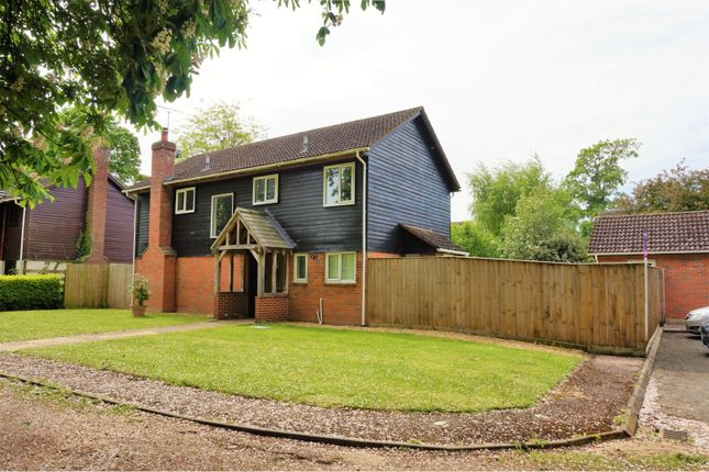 Thumbnail Detached house for sale in St. Albans, Newmarket