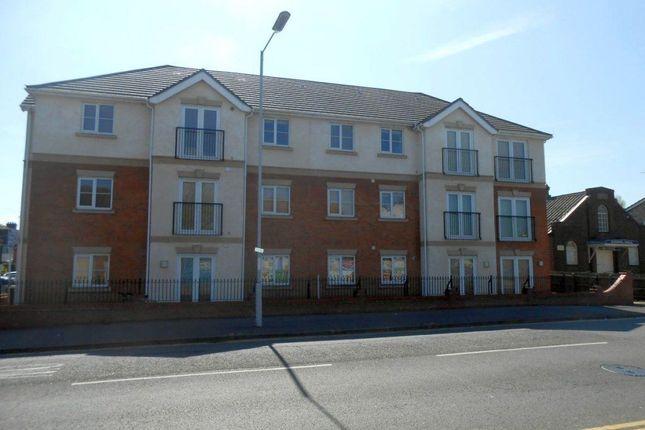 Thumbnail Flat to rent in Peveril Road, Peterborough