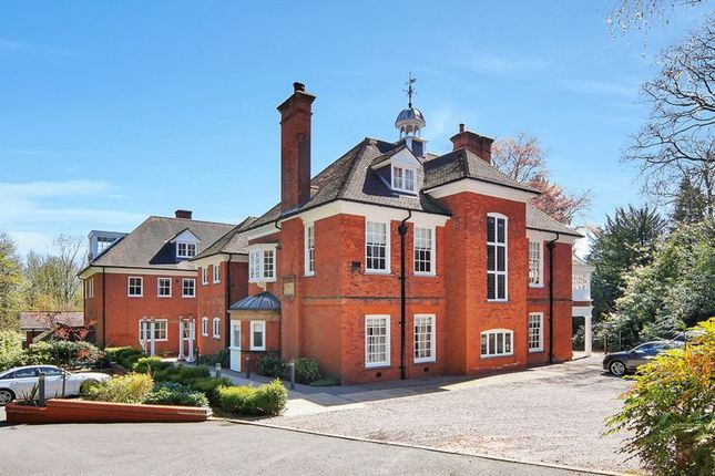 Thumbnail Flat for sale in Charnwood House, Brand Hill, Woodhouse Eaves