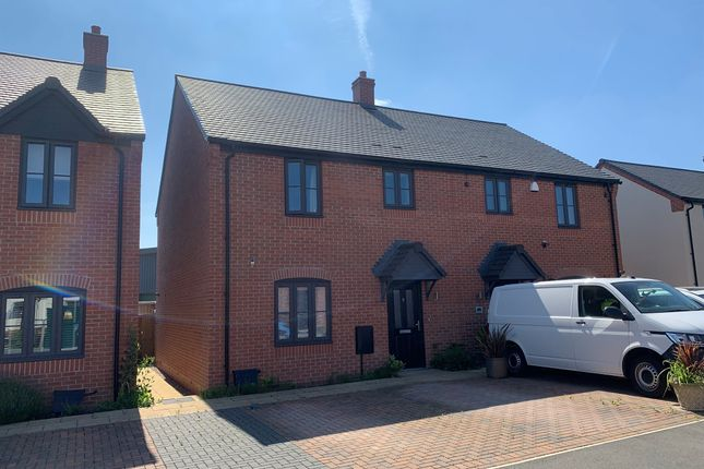 3 bed semi-detached house for sale in Kilby Avenue, Lichfield WS13