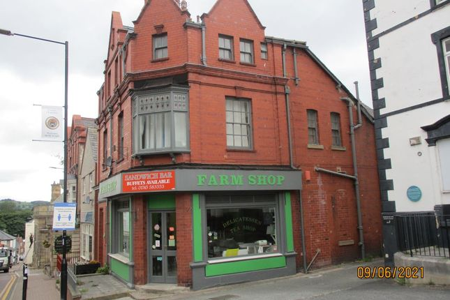 Thumbnail Detached house for sale in Central Buildings, Farm Shop High Street, St. Asaph, Clwyd