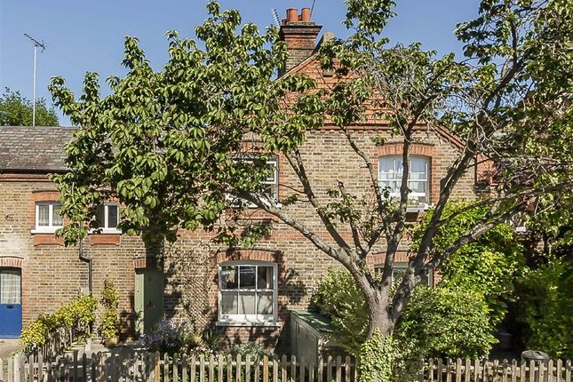 Thumbnail Terraced house for sale in Railway Cottages, Sulgrave Road, London