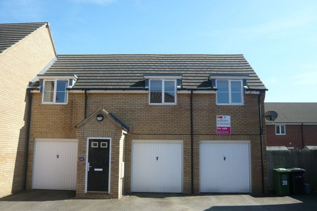 Thumbnail Flat to rent in Coriander Road, Downham Market