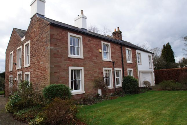 Detached house for sale in Plains Road, Wetheral, Carlisle