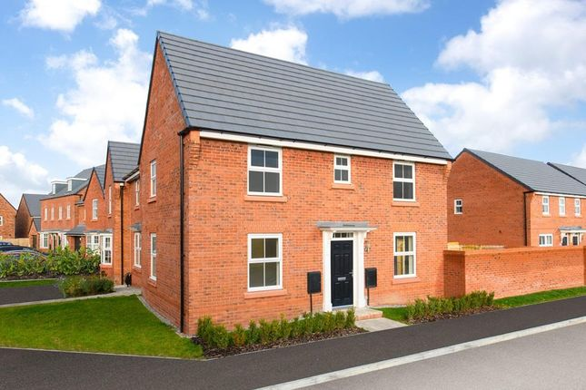"""3 bed detached house for sale in """"Hadley"""" at Harlequin Drive, Worksop S81"""