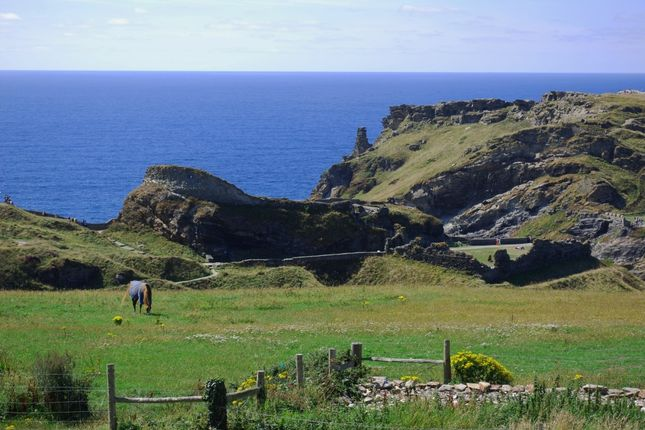 Thumbnail Block of flats for sale in Castle View, Tintagel