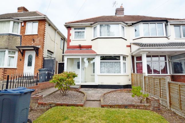 Thumbnail Semi-detached house for sale in Wensleydale Road, Great Barr, Birmingham