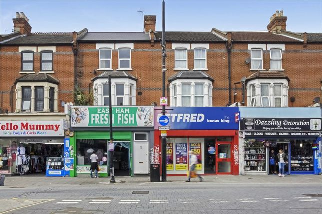 Thumbnail Commercial property for sale in 103-105 High Street North, East Ham., London