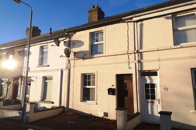 Thumbnail Terraced house for sale in Broadway, Bangor
