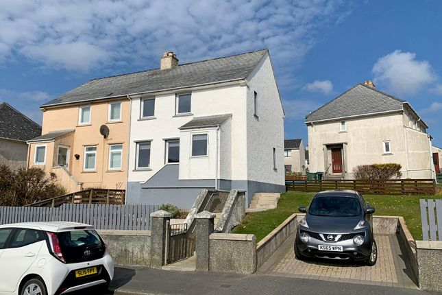 Thumbnail Semi-detached house for sale in Carnfield Road, Lerwick
