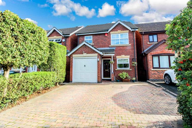 Thumbnail Detached house for sale in Silver Birch Grove, Leamington Spa