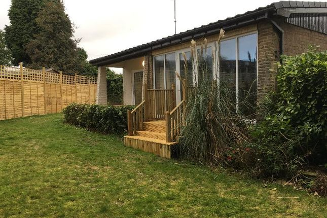 Thumbnail Detached bungalow for sale in Monk Ings, Birstall