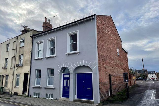 Thumbnail End terrace house for sale in Swindon Road, Cheltenham
