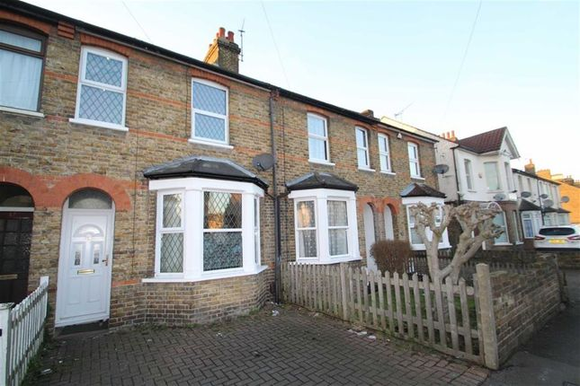 Thumbnail Terraced house for sale in Otterfield Road, West Drayton, Middlesex