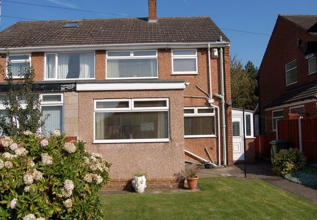 Thumbnail Semi-detached house to rent in Fairway South, Bromborough, Merseyside