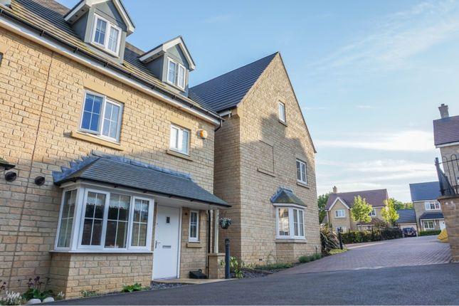 Thumbnail Semi-detached house for sale in Lytham Park, Oundle