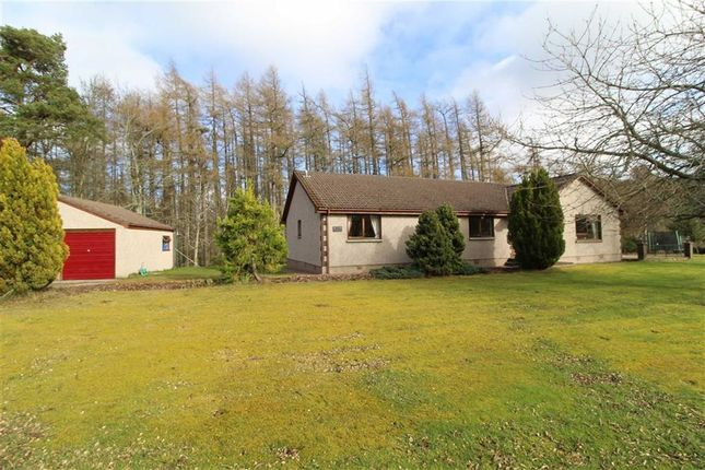 Thumbnail Detached bungalow for sale in Tigh An Tobair, South Clunes, Kirkhill