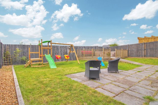 Thumbnail Detached house for sale in Bell Quadrant, Carfin, Motherwell