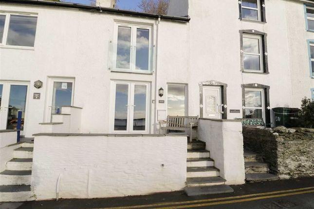 Thumbnail Terraced house for sale in Dovey View, 9, Penhelig Road, Aberdyfi, Gwynedd