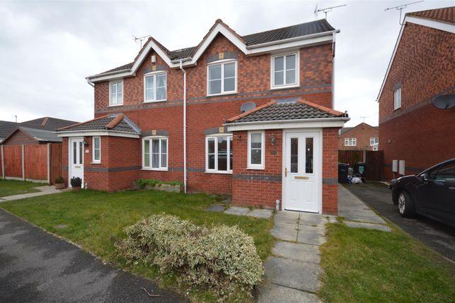 Thumbnail Semi-detached house to rent in Chesham Court, Ellesmere Port