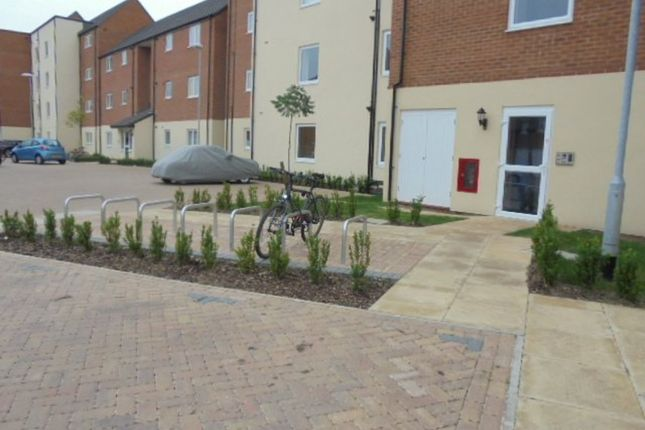 Thumbnail Flat to rent in Angelica Road, Lincoln