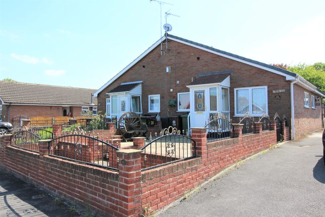 Thumbnail Semi-detached bungalow to rent in St. Andrews Drive, Featherstone, Pontefract