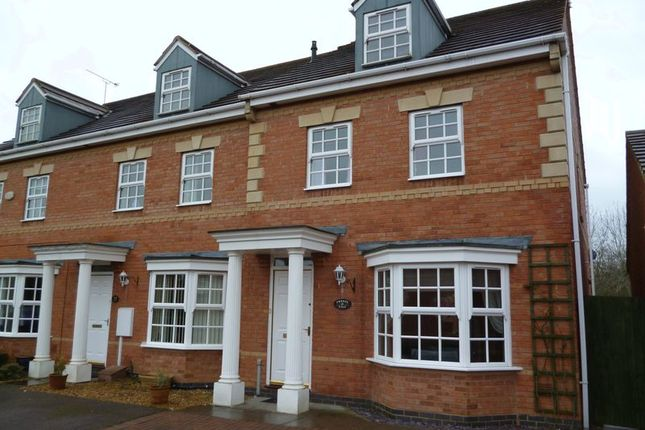 Thumbnail Terraced house to rent in Lansdown Close, Daventry