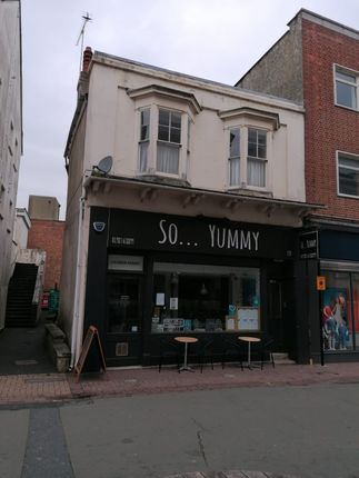 Thumbnail Restaurant/cafe for sale in High Street, Ryde