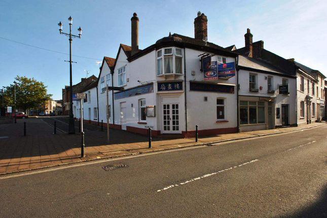 Thumbnail Restaurant/cafe for sale in Holland Street, Barnstaple, Devon