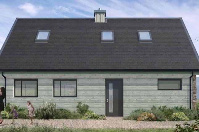 Thumbnail Detached house for sale in Plots 22, 23 & 24, Pistyll, Gwynedd