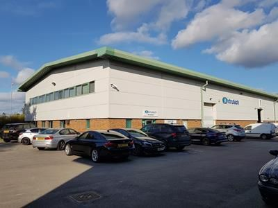 Thumbnail Light industrial to let in Unit 2A Technology House, Crown Road, Festival Park, Stoke On Trent, Staffs