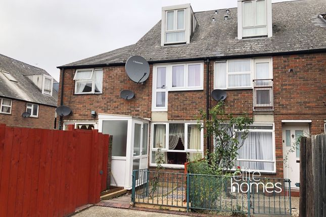 Thumbnail Terraced house for sale in Lawrence Place, London