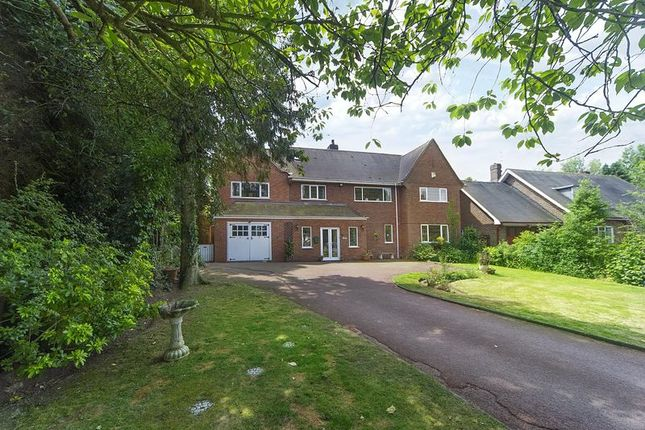 Thumbnail Detached house for sale in Wergs Road, Tettenhall, Wolverhampton