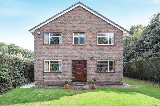 Thumbnail Detached house for sale in Ley Hill, Buckinghamshire