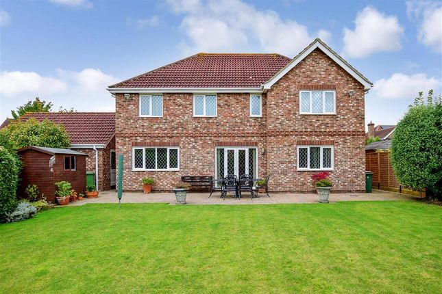 Thumbnail Detached house for sale in Meiros Way, Ashington, West Sussex