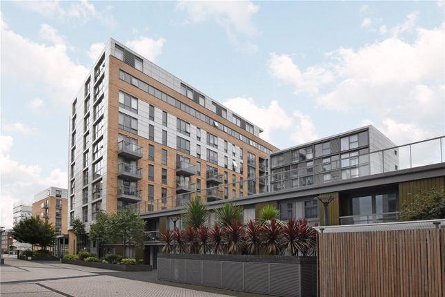 1 bed flat for sale in Gladstone House, 31 Dowells Street, Greenwich, London SE10