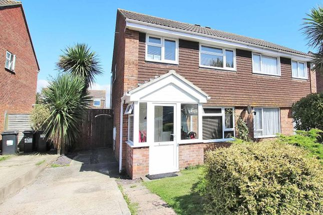 Thumbnail Semi-detached house to rent in Stratton Road, Bournemouth