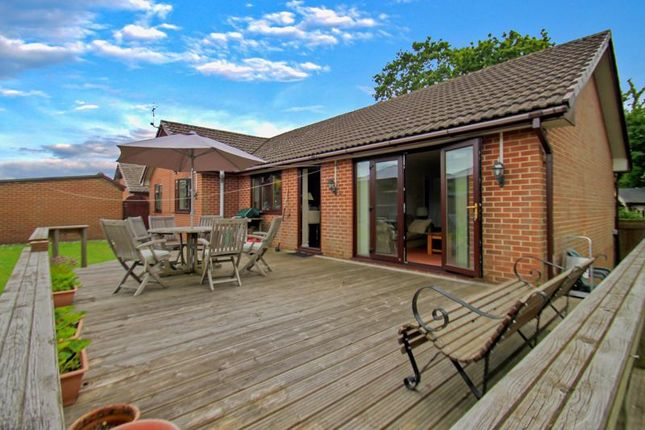 Thumbnail Detached bungalow for sale in Westway, Cowes
