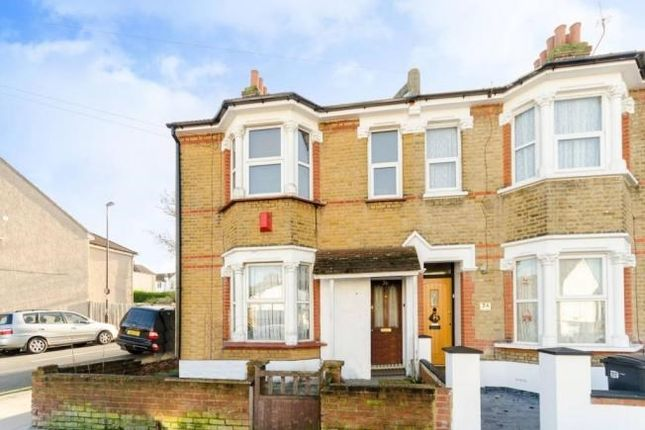 Thumbnail 3 bed end terrace house for sale in Heath Road, Thornton Heath