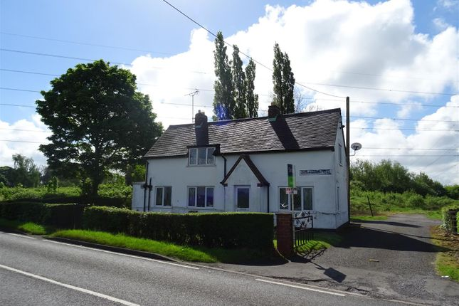 Thumbnail Detached house for sale in Loughborough Road, Coleorton, Leicestershire
