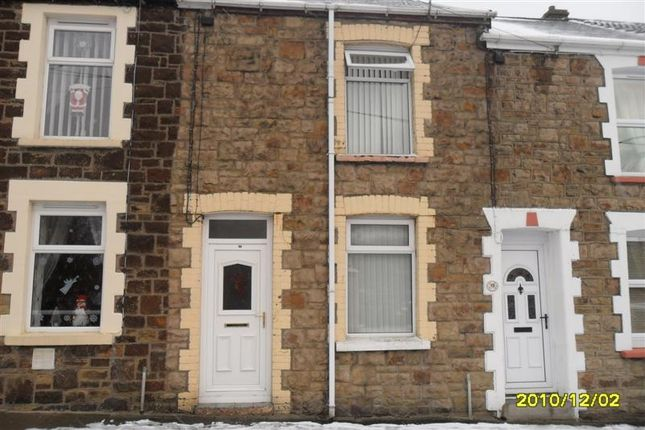 Thumbnail Terraced house to rent in Park View, Waunlwyd, Ebbw Vale
