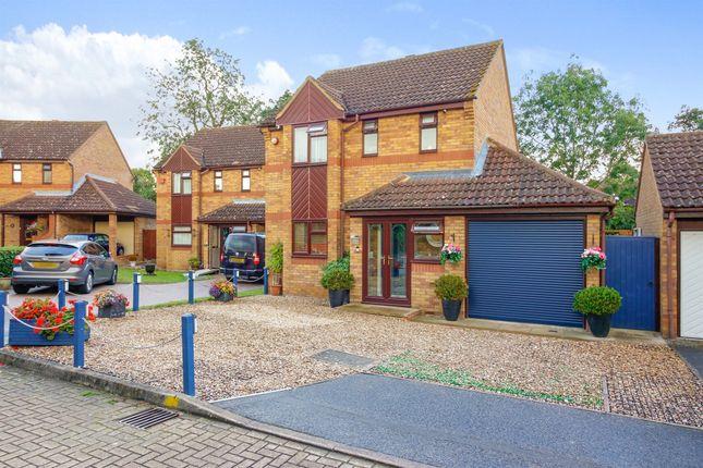 Thumbnail Detached house for sale in Hamilton Lane, Bletchley, Milton Keynes