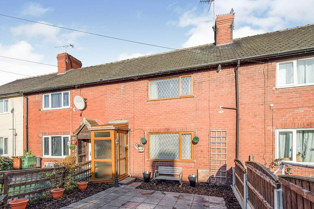 3 bed terraced house for sale in Wood View Avenue, Three Lane Ends, Castleford, West Yorkshire WF10
