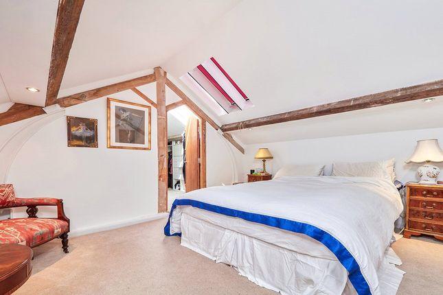 Master Bedroom of Albert Mill, 50 Ellesmere Street, Manchester M15