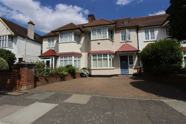 Thumbnail Terraced house for sale in Colne Road, Winchmore Hill, London