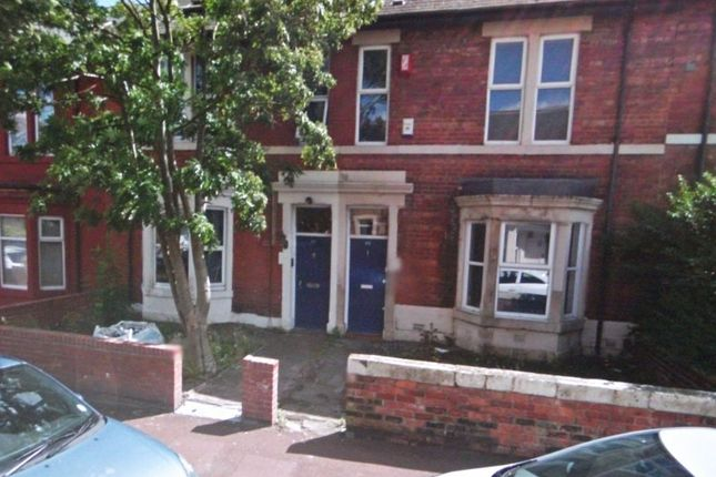 Thumbnail Terraced house to rent in Rothbury Terrace, Heaton