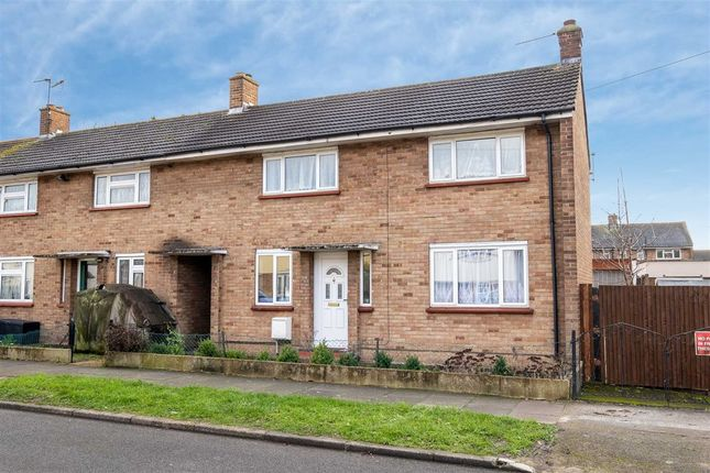 Thumbnail End terrace house to rent in Rowan Road, West Drayton, Middlesex
