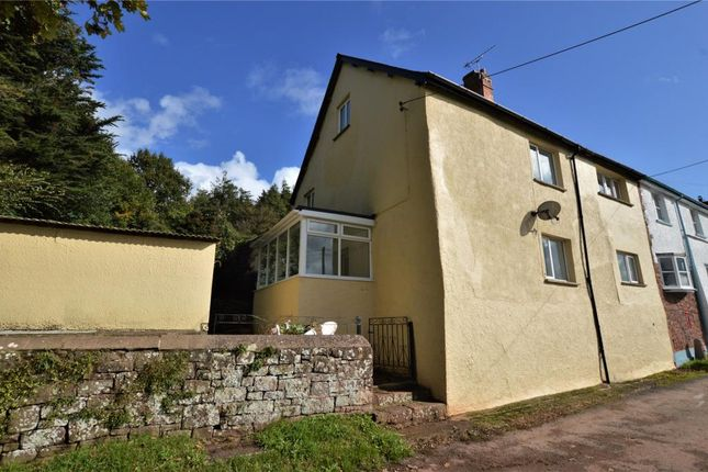 Thumbnail 4 bed semi-detached house to rent in Upton Hellions, Crediton, Devon